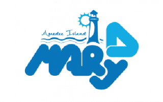 Logo Mary D tours phare amedee